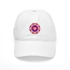 CIRCLE OF HEARTS Baseball Cap