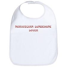 Norwegian Lundehund lover Bib
