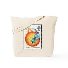 Sir Issaac Newton Tote Bag