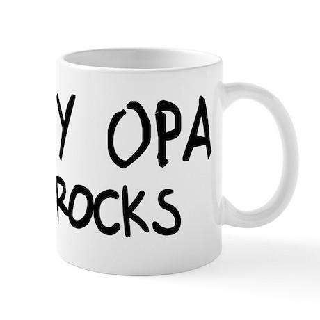 Opa Rocks Mug