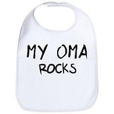 Oma Rocks Bib
