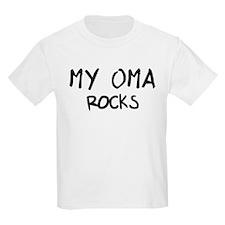 Oma Rocks T-Shirt