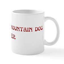 Entlebucher Mountain Dog love Small Mug