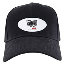 I Wear Grey For My Wife 8 PD Baseball Hat