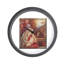 Starchild Jesus Wall Clock