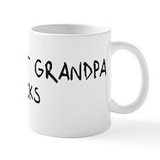 Great Grandpa Rocks Mug