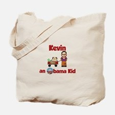Kevin - an Obama Kid Tote Bag