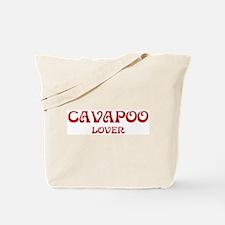 Cavapoo lover Tote Bag