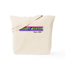 Deflowered Since 1992 Two Side Print Tote Bag