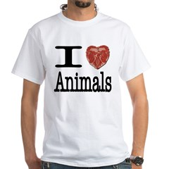 I Heart Animals Shirt