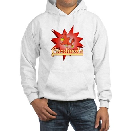 Cardinals Hooded Sweatshirt