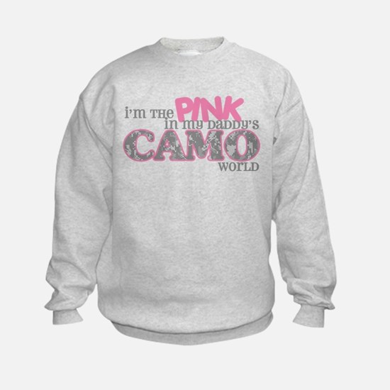 I'm the pink (ACU) Sweatshirt
