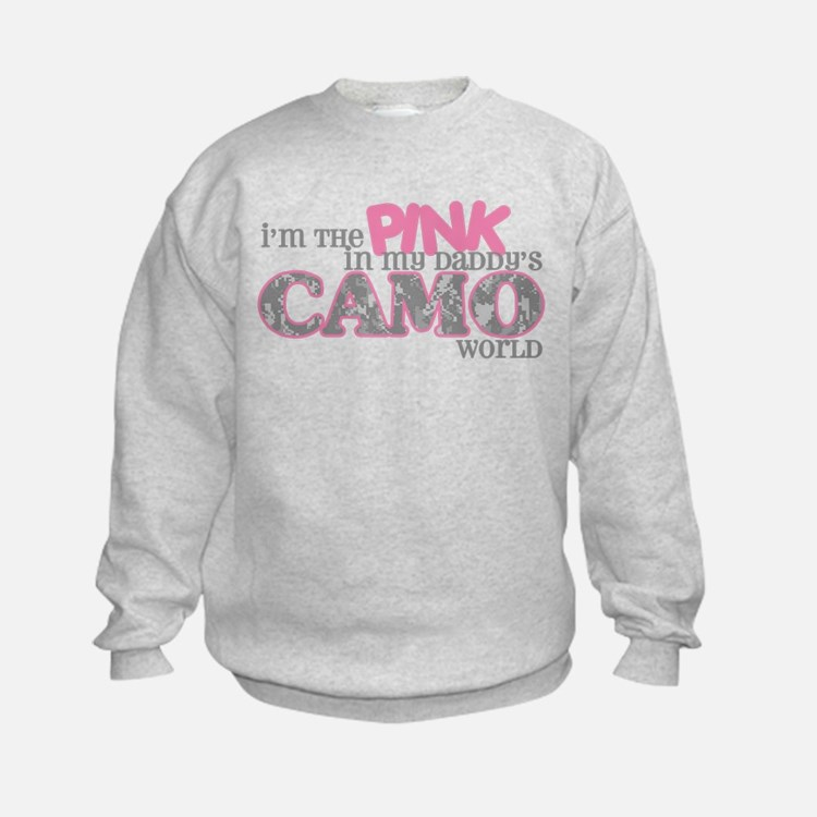 I'm the pink (ACU) Sweatshirt