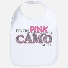 I'm the pink (ACU) Bib