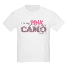 I'm the pink (ACU) T-Shirt