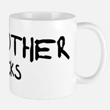 Brother Rocks Mug