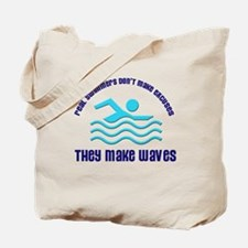 Real Swimmers Tote Bag