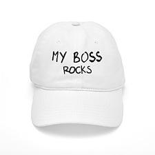 Boss Rocks Baseball Cap