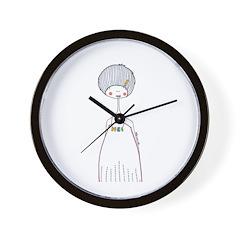 Hei.. Wall Clock