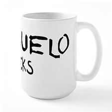 Abuelo Rocks Mug