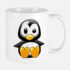 What the Heck Penguin Mug