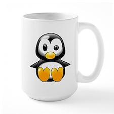 What the Heck Penguin Mug