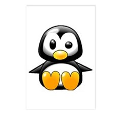 What the Heck Penguin Postcards (Package of 8)