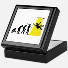 Beam Me Up Keepsake Box