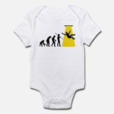 Beam Me Up Onesie