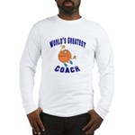 Baketball Coach Long Sleeve T-Shirt
