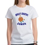 Baketball Coach Women's T-Shirt