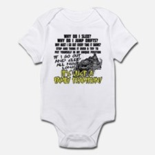 Snowmobile Family Tradition Infant Bodysuit