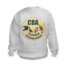Birding Addict Sweatshirt