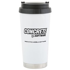 Corporate Logo Travel Mug
