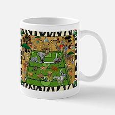 Soccer Safari Mug