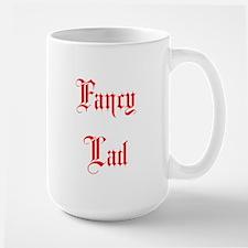 Fancy Lad Large Mug
