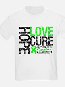 NonHodgkinHopeLoveCure T-Shirt