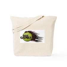 Got Game? Fastpitch Softball Tote Bag