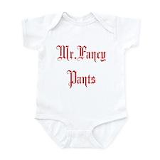 Mr Fancy Pants Infant Bodysuit
