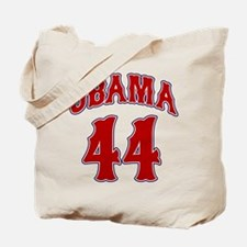 Barack Obama 44th President Tote Bag