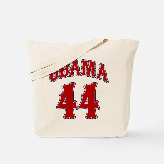 Barack Obama 44th President Tote Bag