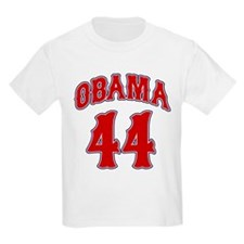 Barack Obama 44th President T-Shirt