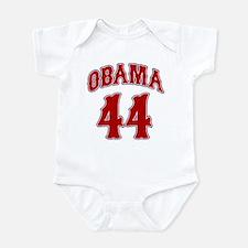 Barack Obama 44th President Infant Bodysuit