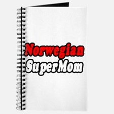 """Norwegian Super Mom"" Journal"