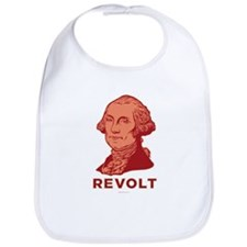 Revolt George Washington Bib