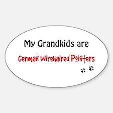 GWP Grandkids Oval Decal