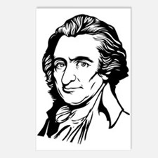 Thomas Paine Postcards (Package of 8)