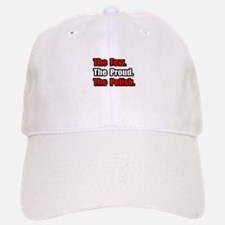 """Few. Proud. Polish."" Baseball Baseball Cap"