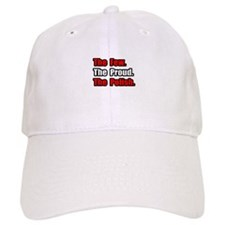 """Few. Proud. Polish."" Baseball Cap"