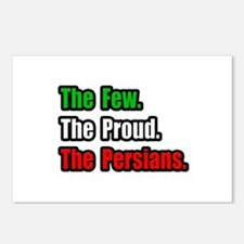 """Few. Proud. Persians."" Postcards (Package of 8)"